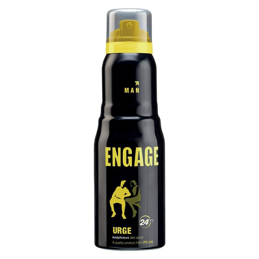 Engage Urge Deodorant For Men,150ml