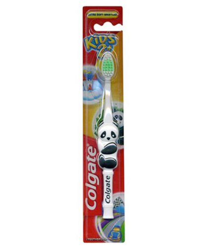 Colgate Kids 2+Years Toothbrushes - 1 Piece (Extra Soft)