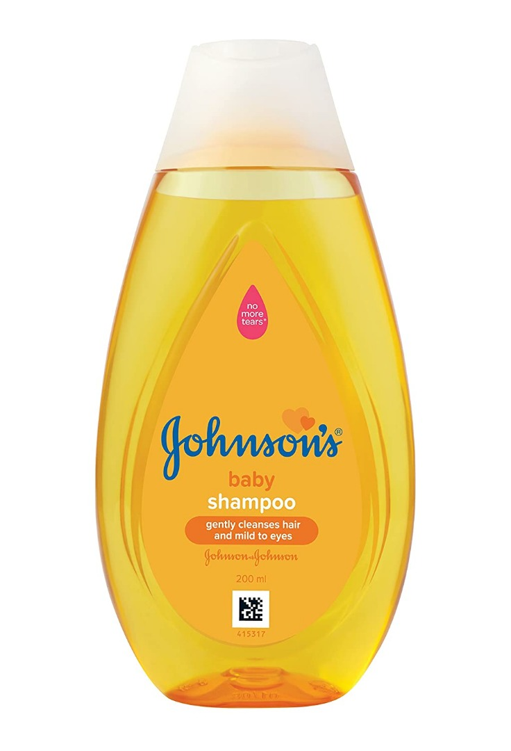 Johnson's Baby No More Tears Baby Shampoo 200ml