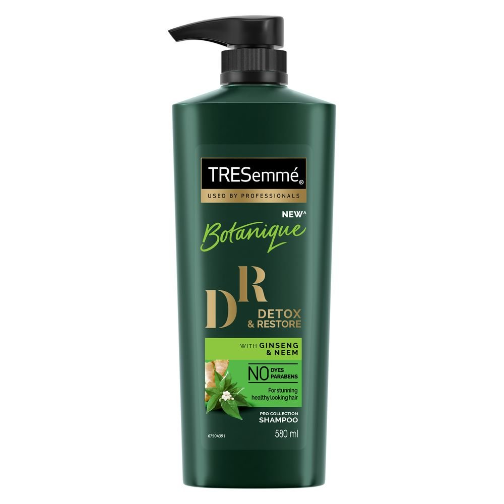 TRESemme Detox and Restore Shampoo, 580ml