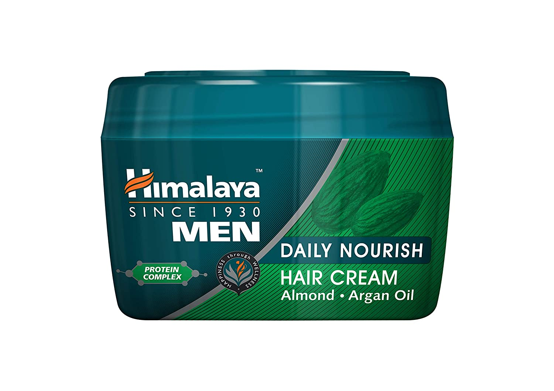 Himalaya Men Daily Nourish Hair Cream, 50g