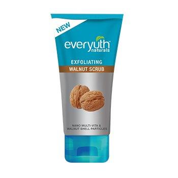 Everyuth Exfoliating Walnut Scrub 25g