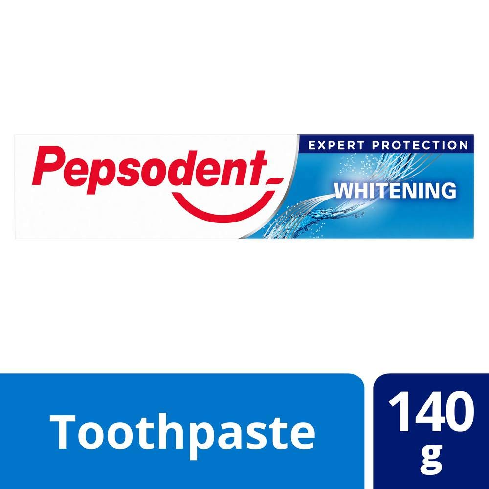 Pepsodent Expert Protection Whitening Toothpaste - 140 g