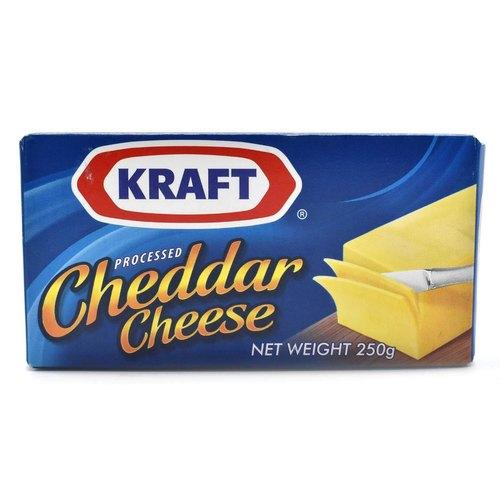 KRAFT CHEDDAR CHEESE 250G