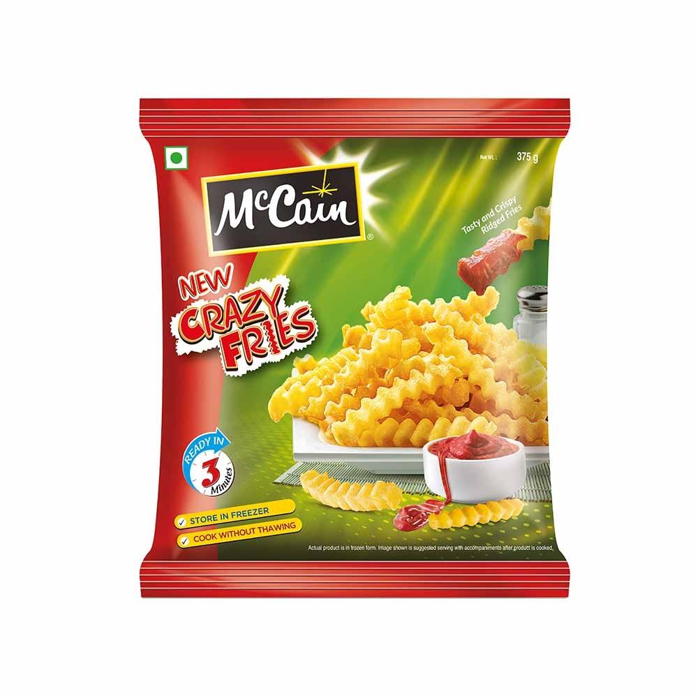 McCain Crazy Fries 375 g