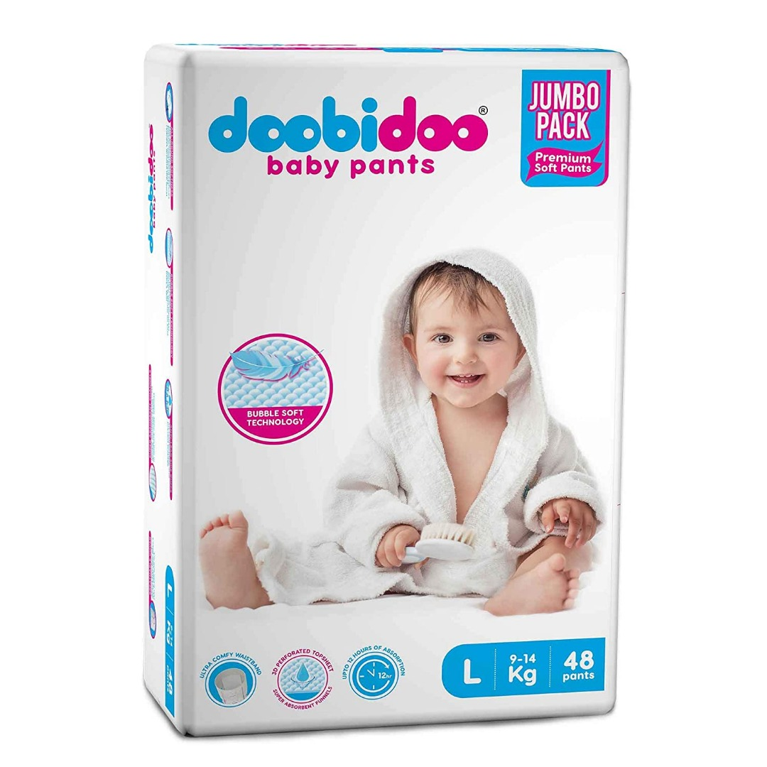 DOOBI DOO BABY PANT L 48 NOS