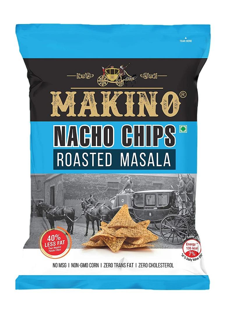 MAKINO NACHO CHIPS ROASTED