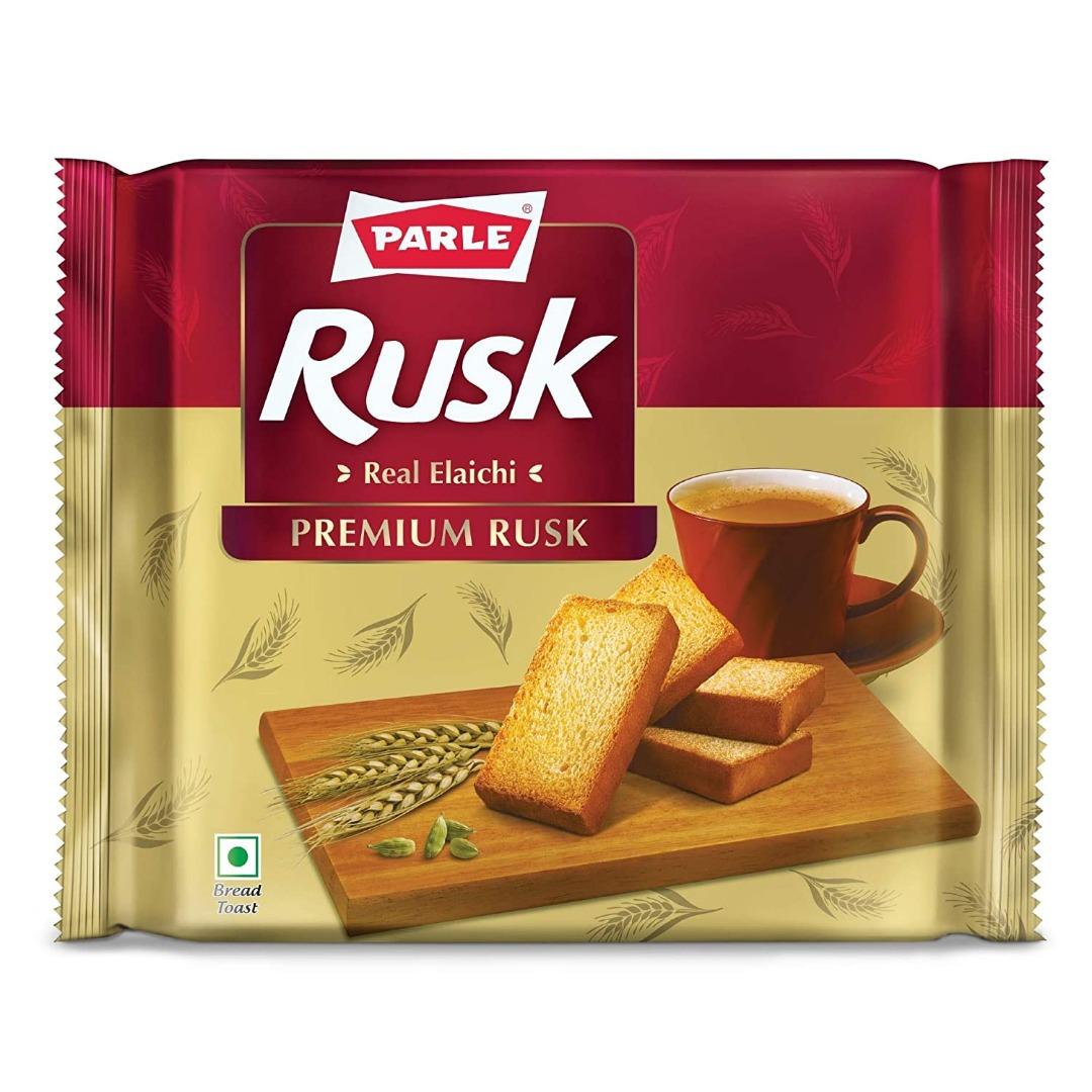 PARLE RUSK TOAST 400GM