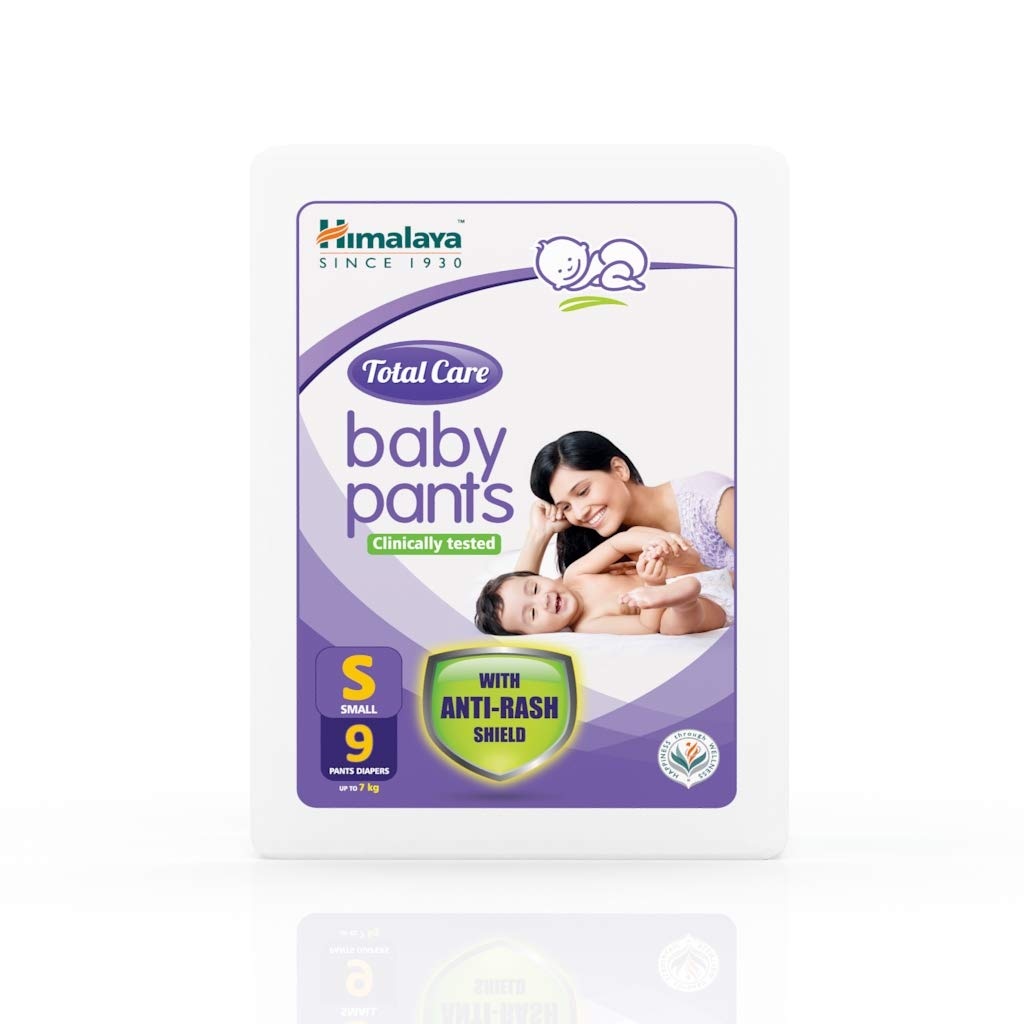 HIM BABY DIAPERS S 9 pants