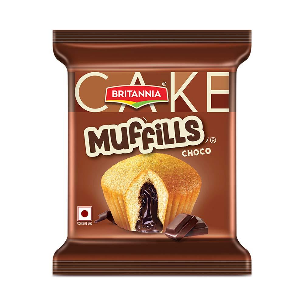 Britannia Cake - Choco Muffills, 32gm