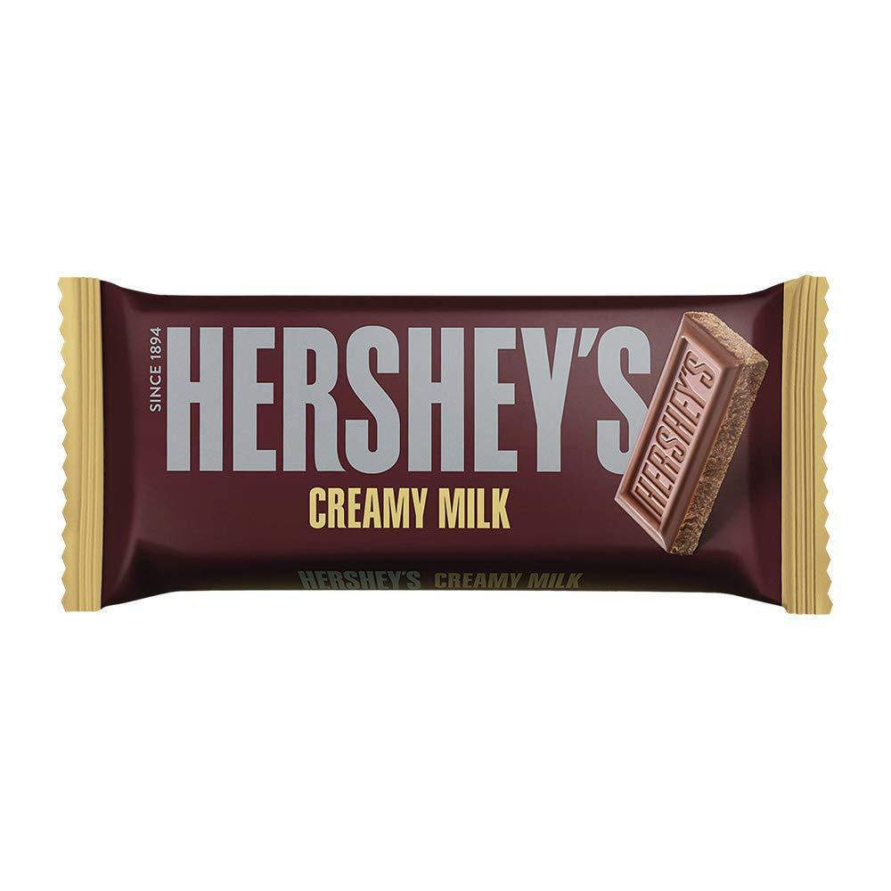 Hershey's Bar Creamy Milk, 40 Gm