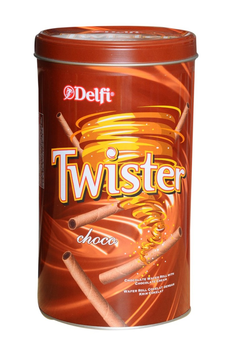 Delfi Twister Chocolate, 320g