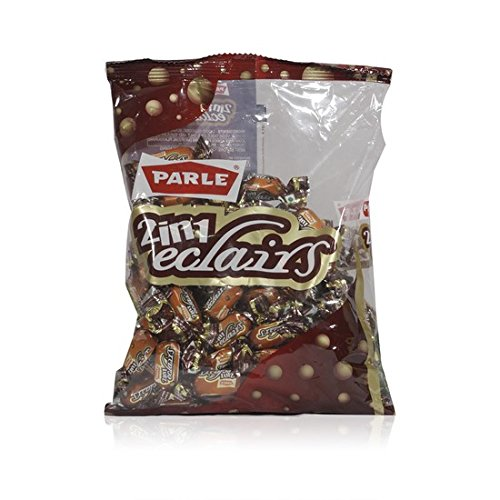 Parle 2 in 1 Eclairs Candy, 296g Pouch