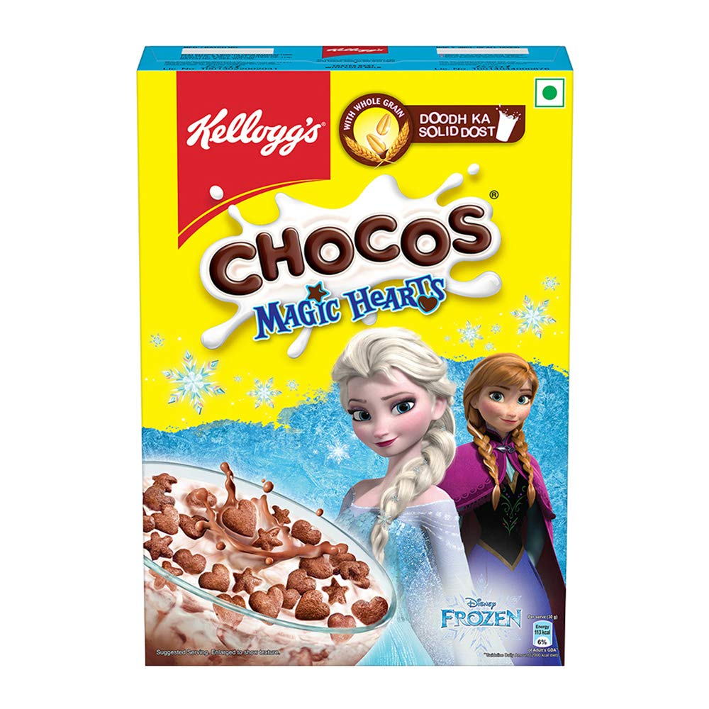 Kellogg's Chocos Magic Hearts, 325 g