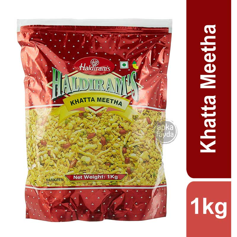 HALDIRAM KHATTA MITHA 1KG