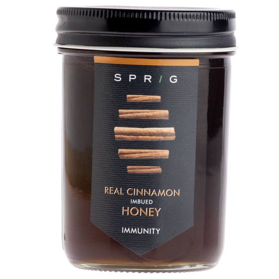 SPRIG CINNAMON HONEY 150G