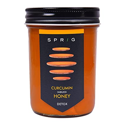 SPRIG CURCUMIN HONEY 150G