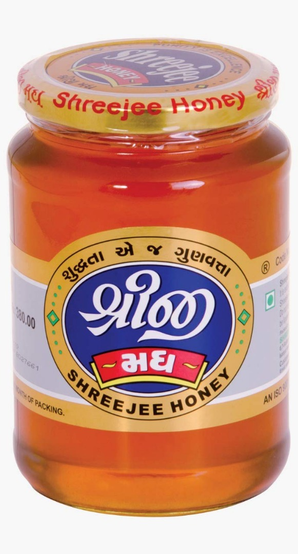 SHREEJEE HONEY 50GM