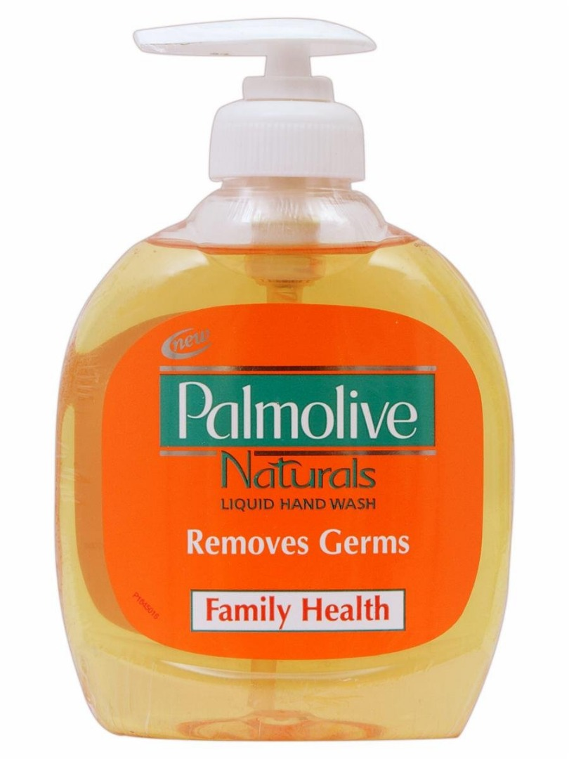 Palmolive Naturals Liquid Hand Wash Pump - 250 ml
