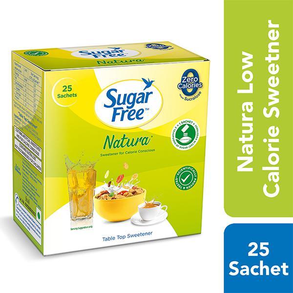 SUGARFREE NATURA SACHETS [25]