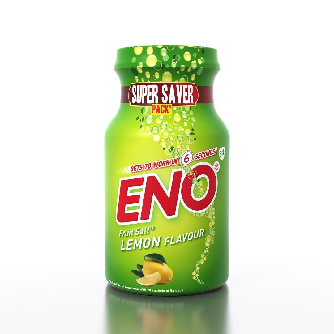 ENO FRUIT SALT LEMON 100GM