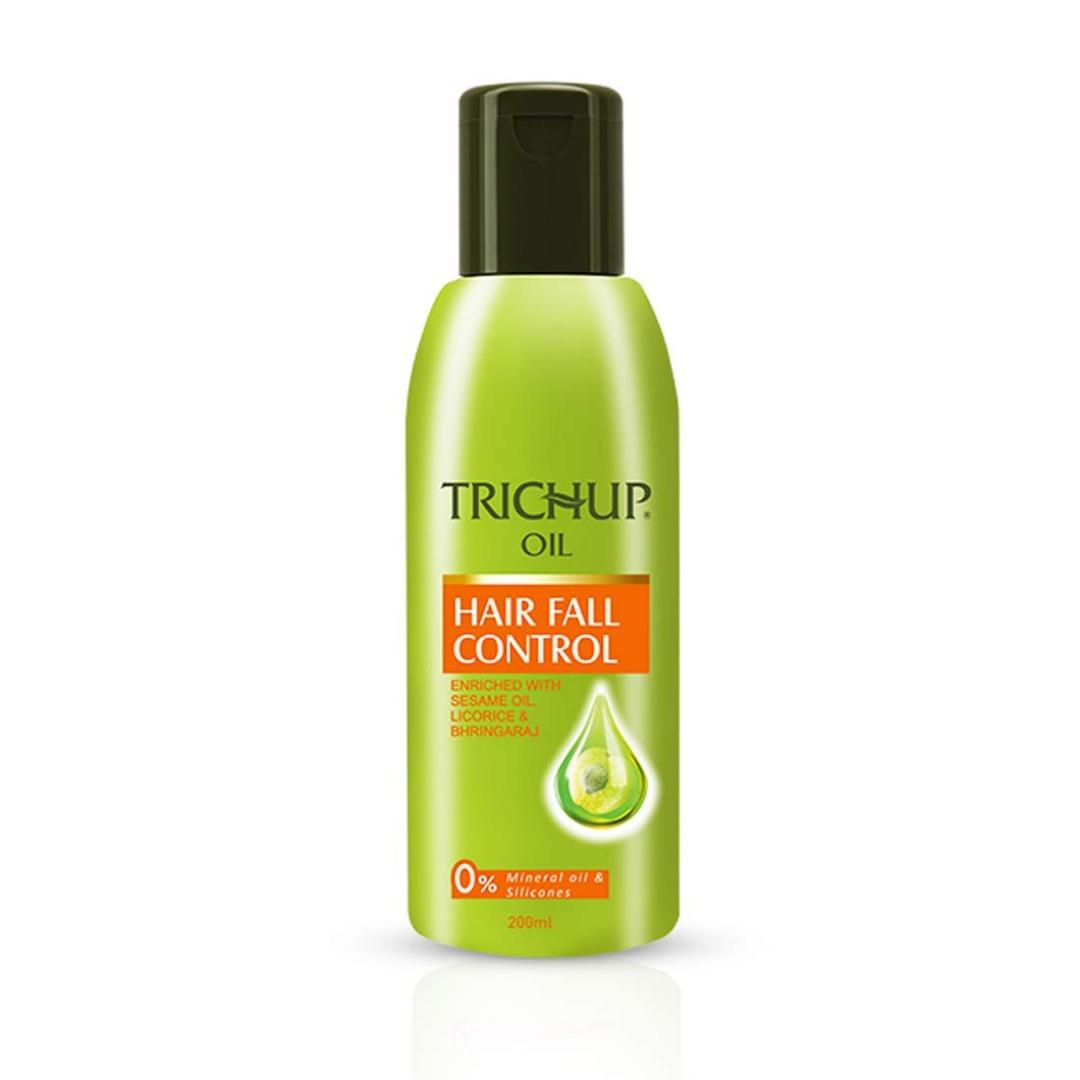 Trichup Hair Fall Control Herbal Hair Oil, 200ml+200ml
