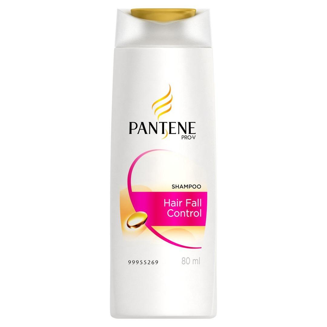 Pantene Hair Fall Control Shampoo, 80ml