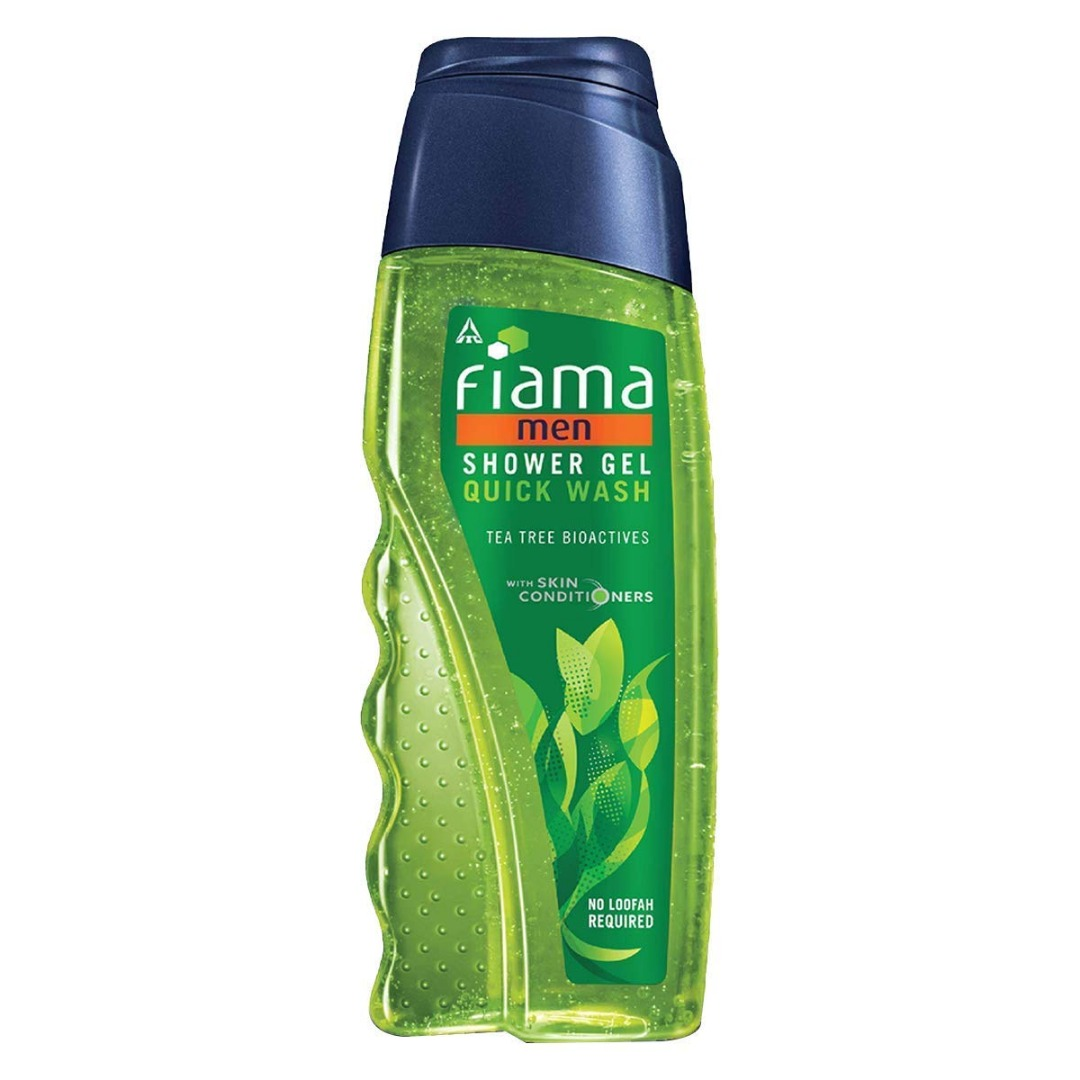 FIAMA MEN SHOWER GEL QUICK WASH 250 ML