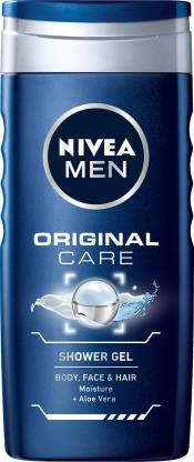NIVEA MEN Original Care Shower Gel  (250 ml)