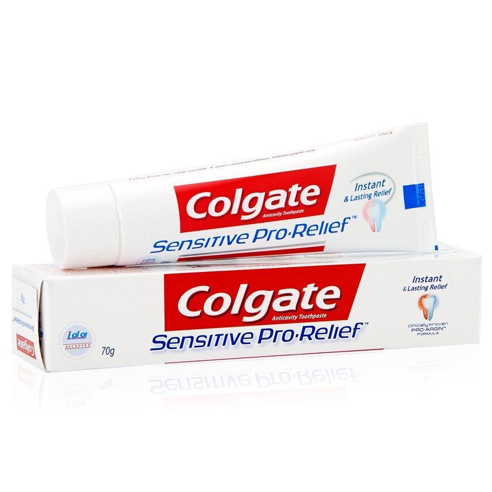 Colgate Sensitive Pro-Relief Toothpaste - 70 g