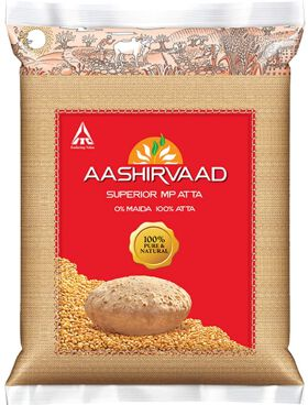 AASHIRVAAD ATTA WHEAT 5KG