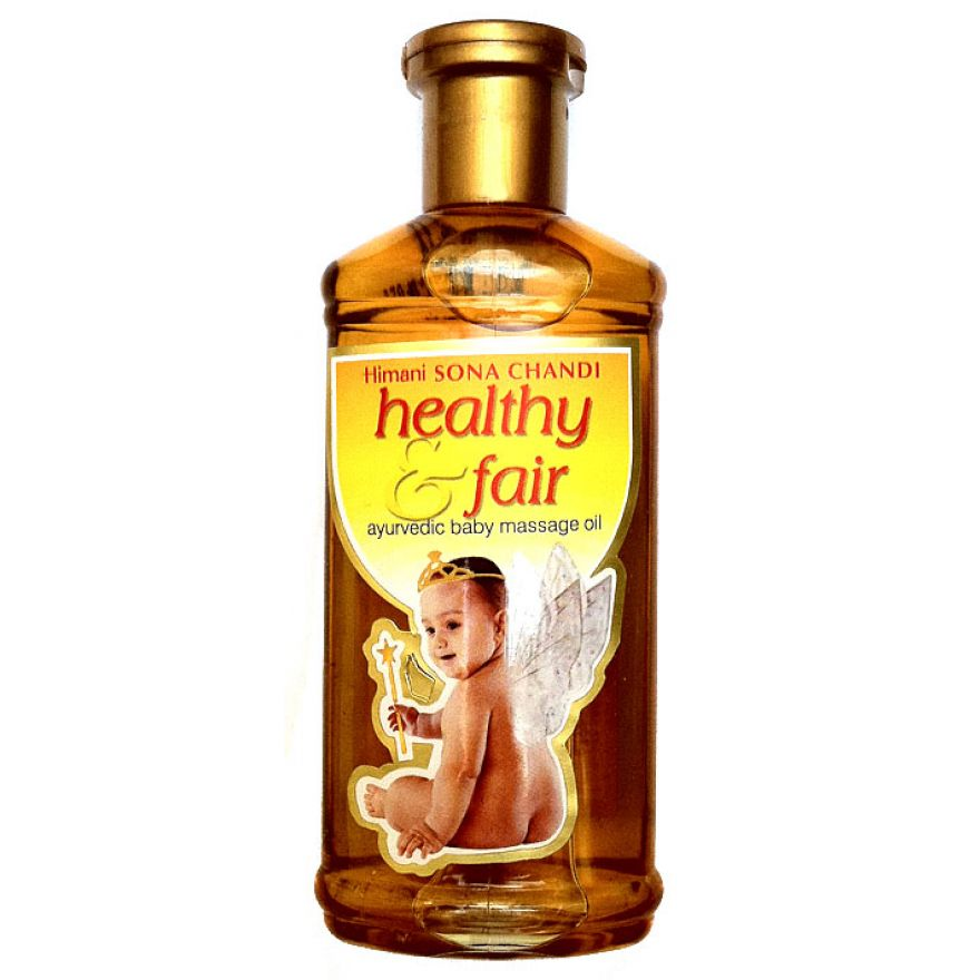 HIMANI BABY MASSAGE OIL 200ML