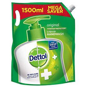 Dettol Original Liquid Hand Wash 1500 ml