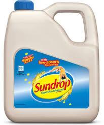 SUNDROP OIL 3 LTR JAR
