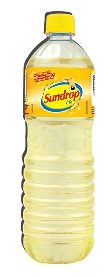 SUNDROP LITE OIL 1L BOT