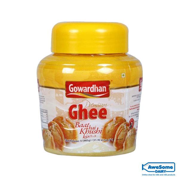 GOWARDHAN GHEE 1LTR JAR