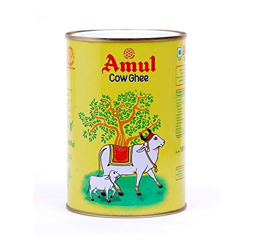 AMUL GHEE COW 1LT TIN