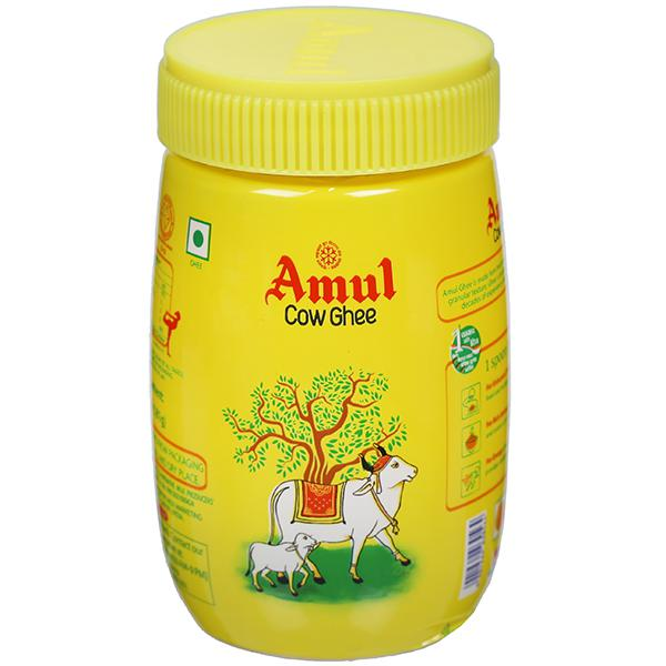 AMUL GHEE COW 200ML JAR