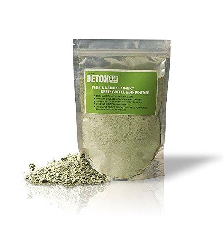 Detox Green Coffee Beans Powder