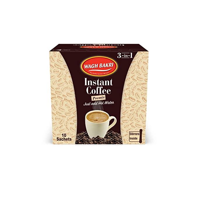 WAGH BAKRI INSTANT COFFEE 10N