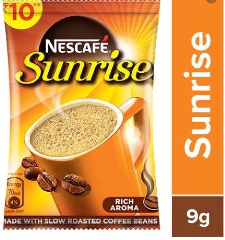 NESCAFE SUNRISE COFFEE 10GM