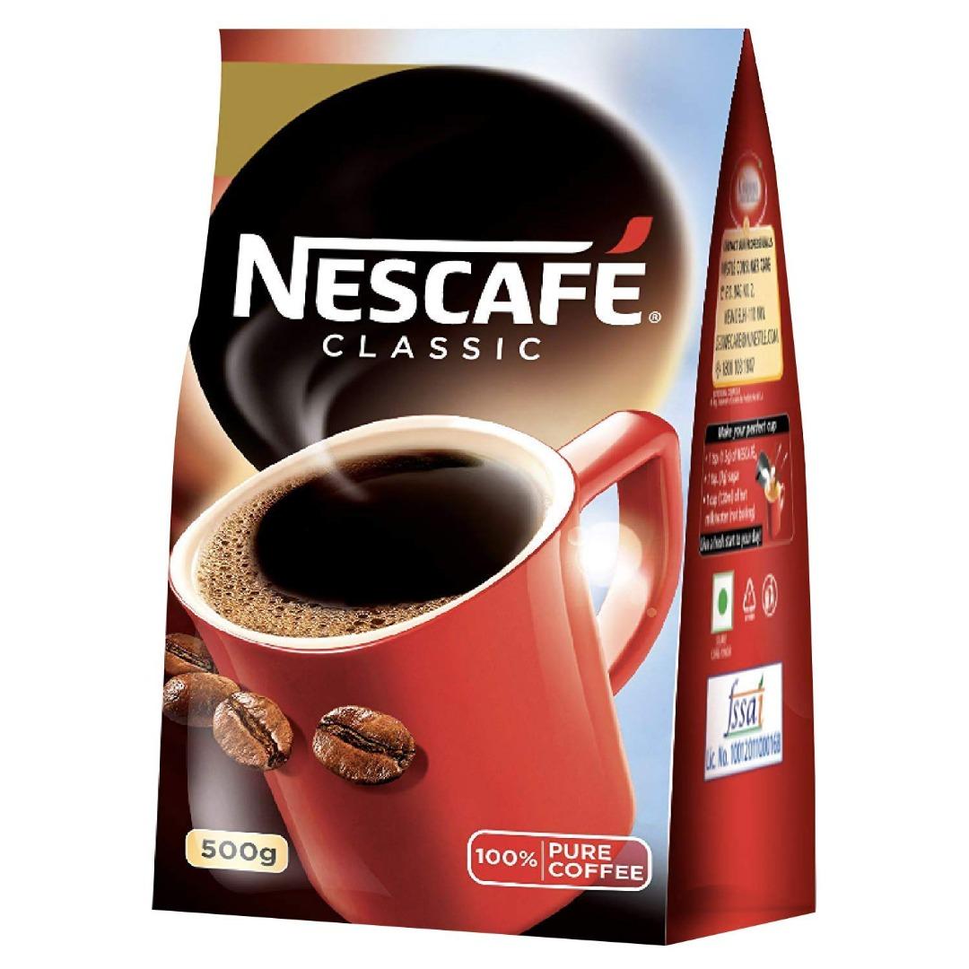NESCAFE COFFEE 500 GM POUCH