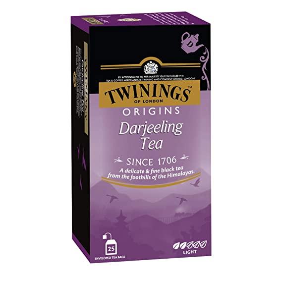 TWININGS DARJILING TEA 25BAG