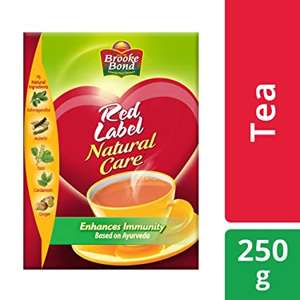 RED LABEL NATURE CARE 250G