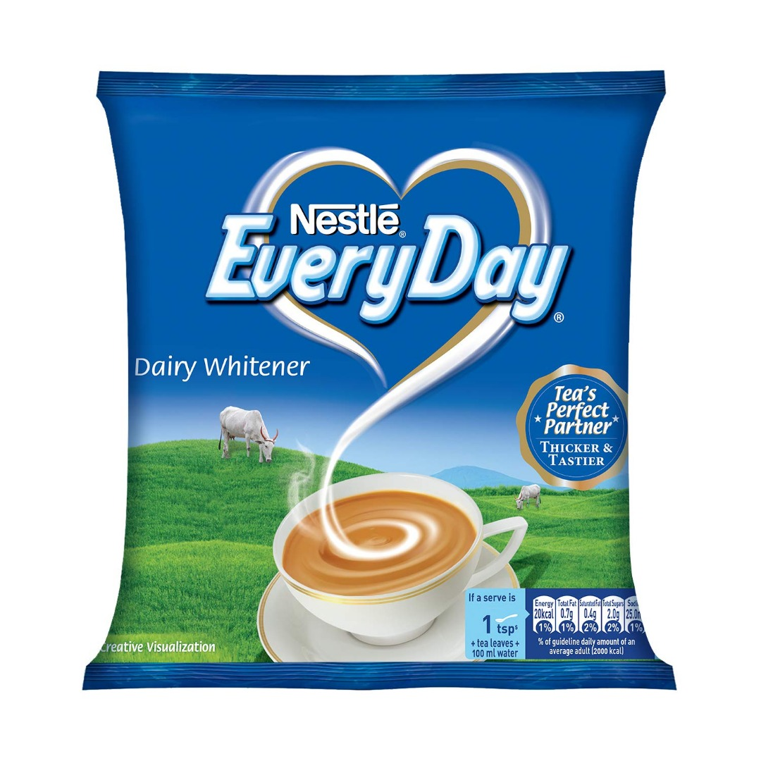 Nestle Everyday Dairy Whitener, 200g Pouch