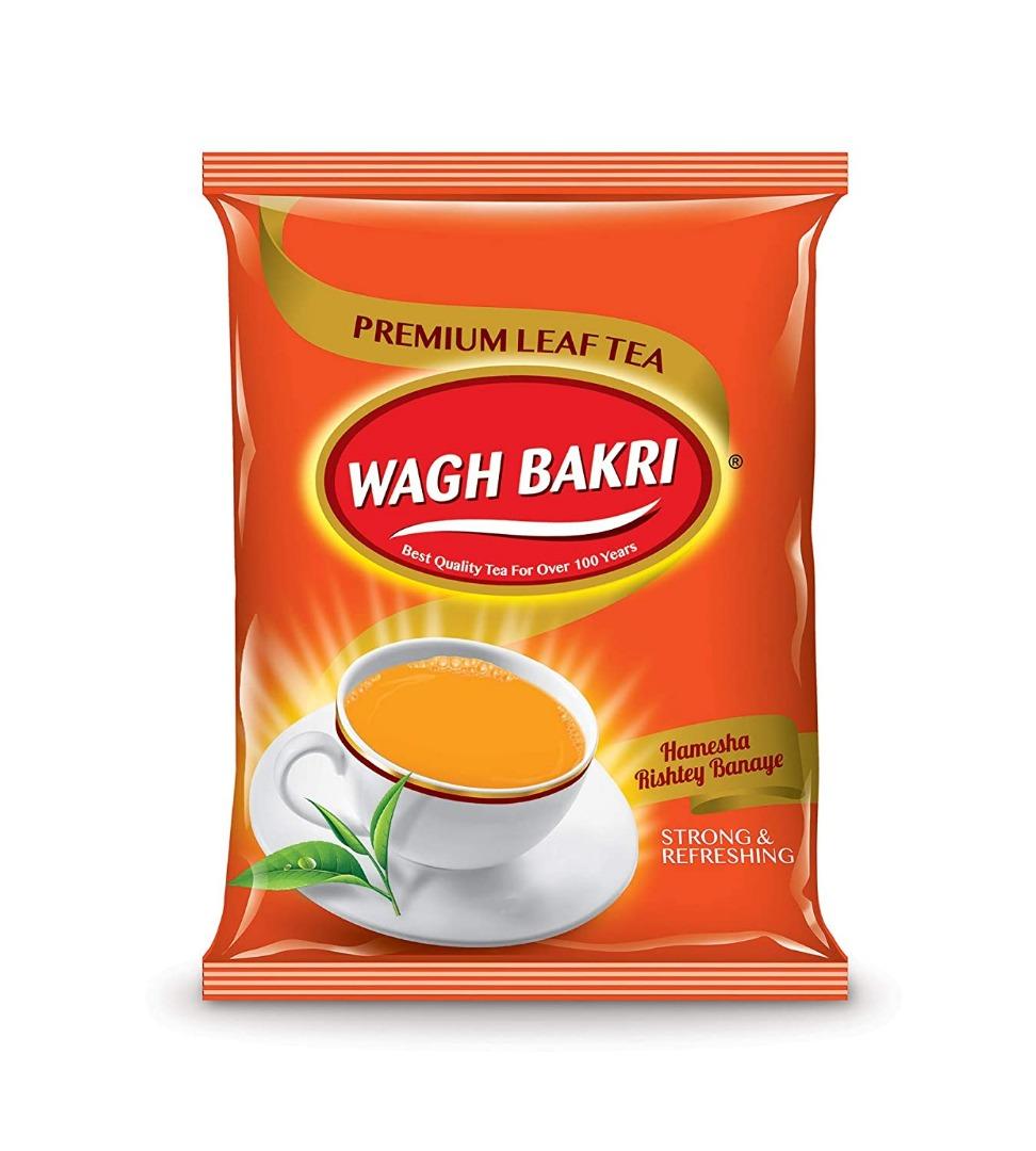 WAGH BAKRI LEAF TEA 1 KG POUCH