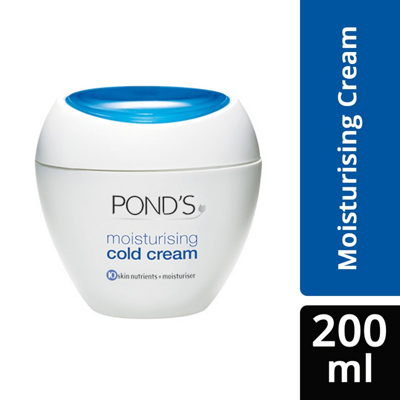 PONDS MOISTURISER CREAM 200 ML