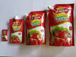 RUSIM TOMATO KETCHUP 1 KG POUCH