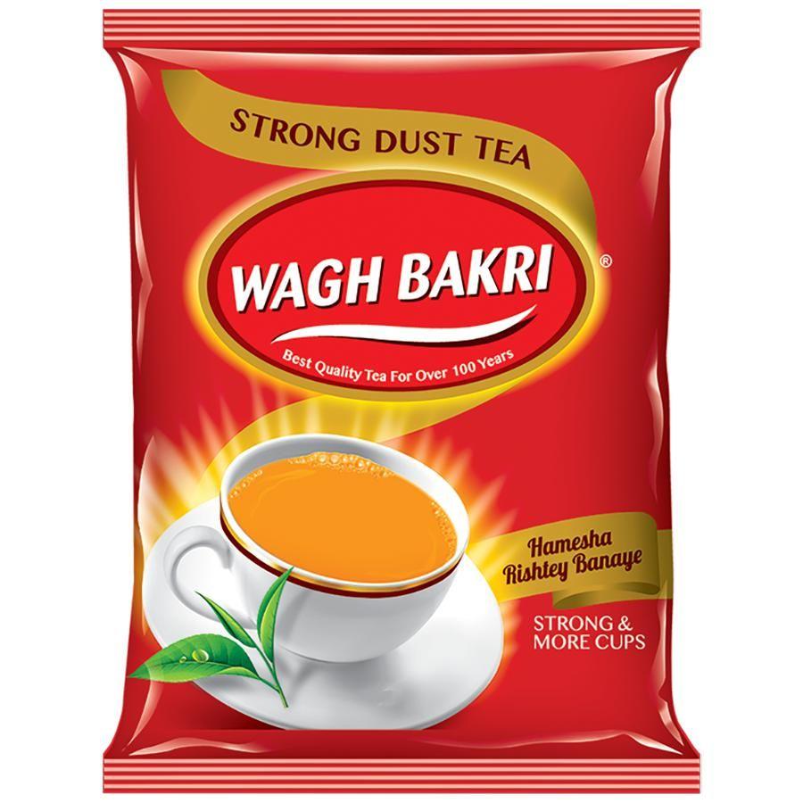 WAGH BAKRI DUST TEA 1KG POUCH