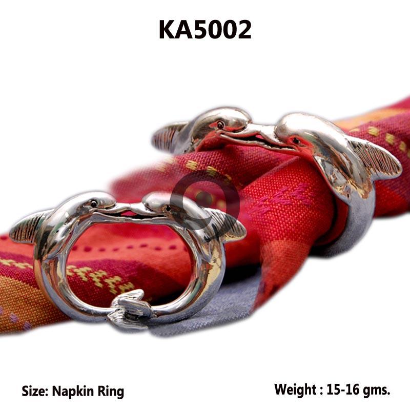 Dolphin Napkin Ring